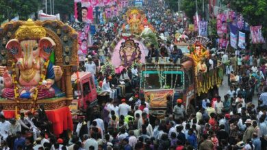 Photo of Ganesh immersion: HMRL told to remove construction debris