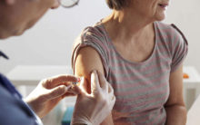 Flu vaccine reduces risk of dying for elderly ICU patients