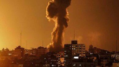 Photo of Israel strikes Hamas base after new rocket attacks: army