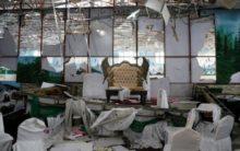 Islamic State claims responsibility for Kabul wedding hall blast