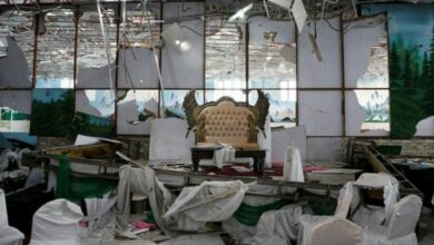 Photo of Kabul wedding hall blast toll rises to 80