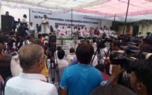 Leaders gather at Delhi resolve against Kashmir situation