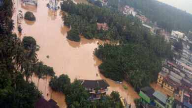 Photo of Kerala floods: Death toll rises to 113