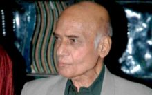 Veteran music composer Khayyam passes away