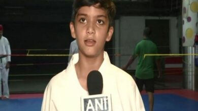 Photo of 11-year-old Punjabi boy bags 45 gold medals in Karate
