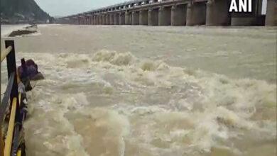 Photo of Andhra Pradesh: Water level rises in Krishna river