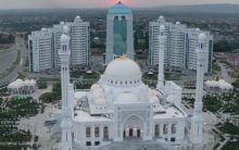 Europe's largest masjid inaugurated in Russia