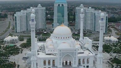 Photo of Europe's largest masjid inaugurated in Russia
