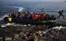62 migrants rescued off Libya's western coast
