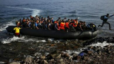 Photo of 62 migrants rescued off Libya's western coast