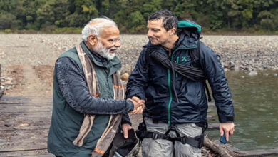 Photo of 'Man Vs Wild' featuring PM Modi creates history