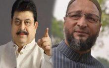 Asaduddin Owaisi should apologize to the Nation: BJP