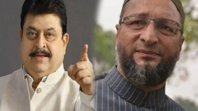 Photo of Asaduddin Owaisi should apologize to the Nation: BJP
