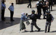 Eid at Al-Aqsa: Israeli force attack Palestinians