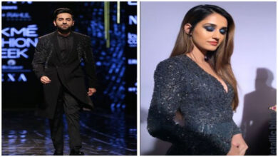 Photo of LFW: Ayushmann and Disha set the ramp ablaze as showstoppers