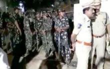 Hyderabad: Peace restored after mild tension over Ganesh Mandap
