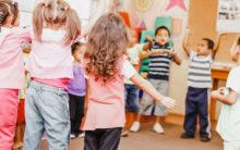 Rhythm movement important for children's development: Study