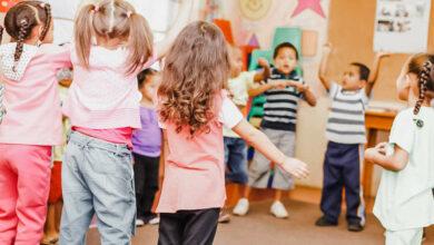 Photo of Rhythm movement important for children's development: Study