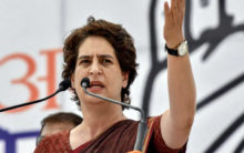 Priyanka jabs Centre for being anti-national on 'Kashmir'