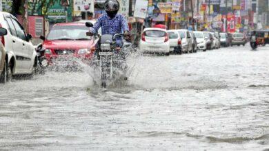 Photo of Heavy Rain lashes Hyderabad on Thursday