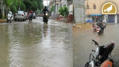 Photo of Heavy rainfall for more days forecast in Telangana