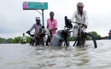Heavy rainfall alert for Madhya Pradesh and Rajasthan