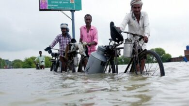 Photo of Heavy rainfall alert for Madhya Pradesh and Rajasthan