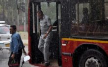 Delhi-NCR wakes up to light rains today