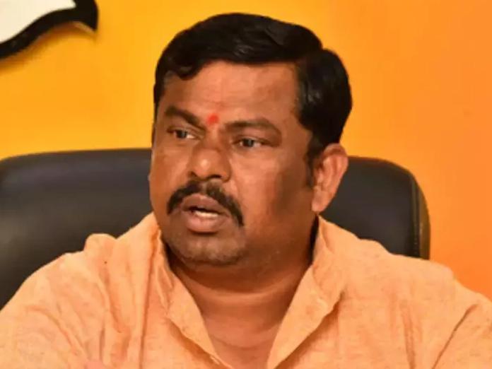 Raja Singh endorses demand to change name of Nizamabad