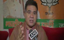 Congressmen want bloodshed in Kashmir: J-K BJP chief