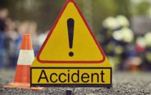 Delhi: Two die in a road mishap