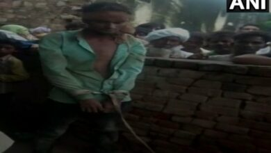 Photo of Alwar: Man tied with rope, thrashed over suspicion of theft