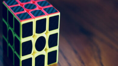 Photo of Squishy Rubik's Cube can help monitor health conditions