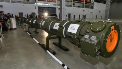 Photo of Demise of US-Russia nuclear treaty fuels fears of new arms race