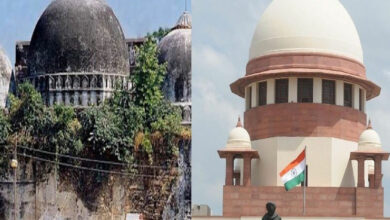 Photo of Not here to determine Babur was a sinner: SC on Babri dispute