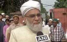 Oppressors will soon meet their end: Shahi Imam