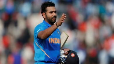 Photo of Rohit Sharma: The batsman with most number of sixes in T20Is