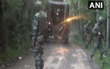 Shopian: 2 soldiers injured in encounter with terrorists
