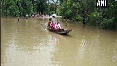 Photo of Chhattisgarh floods: 15 villagers rescued in Bijapur
