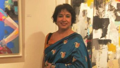 Photo of Taslima Nasreen exposes man at centre of Zomato row