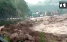 6 people died following cloudburst , bodies recovered: SDRF