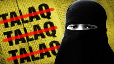 Photo of Woman thrashed by in-laws after triple talaq