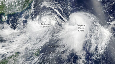 Photo of China issues a red alert for typhoon Lekima