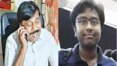 Photo of Student from Hyderabad goes missing in UK