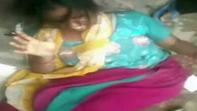Photo of Woman thrashed by mob on suspicion of child-lifting in Ghaziabad