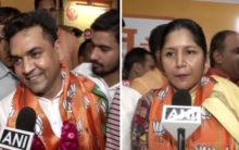 Kapil Mishra, AAP women wing chief Richa Pandey join BJP