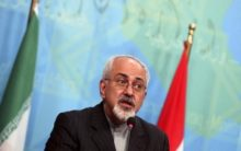 Iran's Zarif wishes Kuwait's ruler 'speedy' recovery