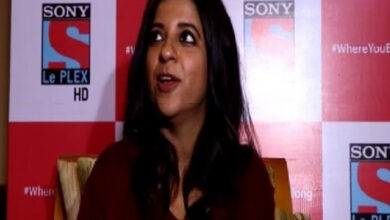 Photo of Zoya Akhtar: I like to work with ensemble cast in my films