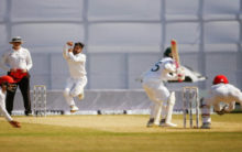 Spinners take Afghanistan close to historic win