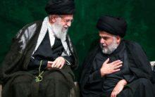 Iraqi cleric Sadr joins supreme leader at Iran ceremony